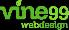 Vine99 North Wales web design