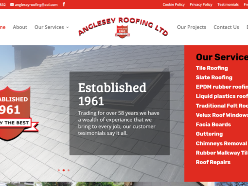Anglesey Roofing Roofing Website